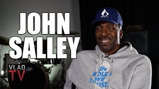 John Salley on Bulls vs Pistons Rivalry: We Put Jordan on His Back (Part 4)