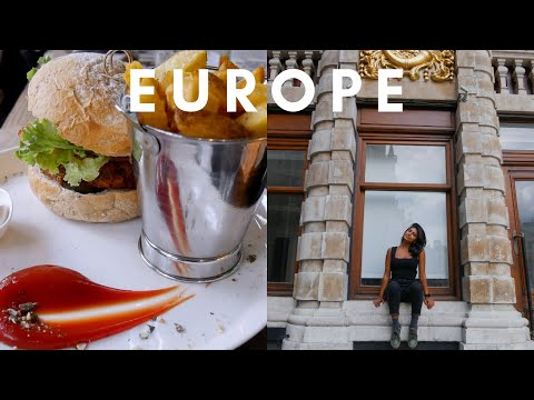 A Family Trip to Europe | Vegan + Yoga