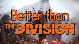 Why Homefront: The Revolution is better than The Division