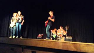 Crazy Train Ozzy Osbourne Talent Show