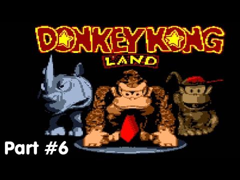 Slim Plays Donkey Kong Land - #6. Final Stomp Around Town