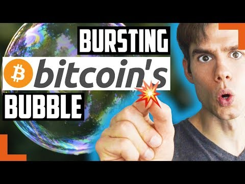 5 Reasons BITCOIN IS A BUBBLE That Will BURST **NO ONE IS SAYING THIS**