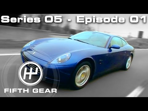 Fifth Gear: Series 5 - Episode 1