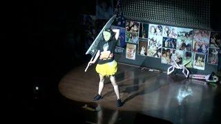 【2017年1月2日】仮面女子・アリス十番の澤田リサ(20)の卒業式が仮面...