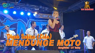 MENDUNGE MOTO - DIYAH SAFIRA (LIDA) RAVI OFFICIAL
