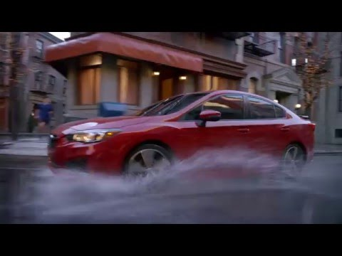 2017 Subaru Impreza Sedan & Hatch