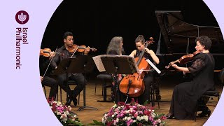 Martha Argerich plays Schumann Piano Quintet at the IPO - 11.10.18
