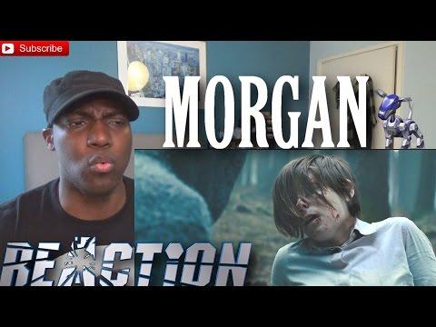 Morgan Official Teaser Trailer #1 REACTION! Kate Mara, Rose Leslie