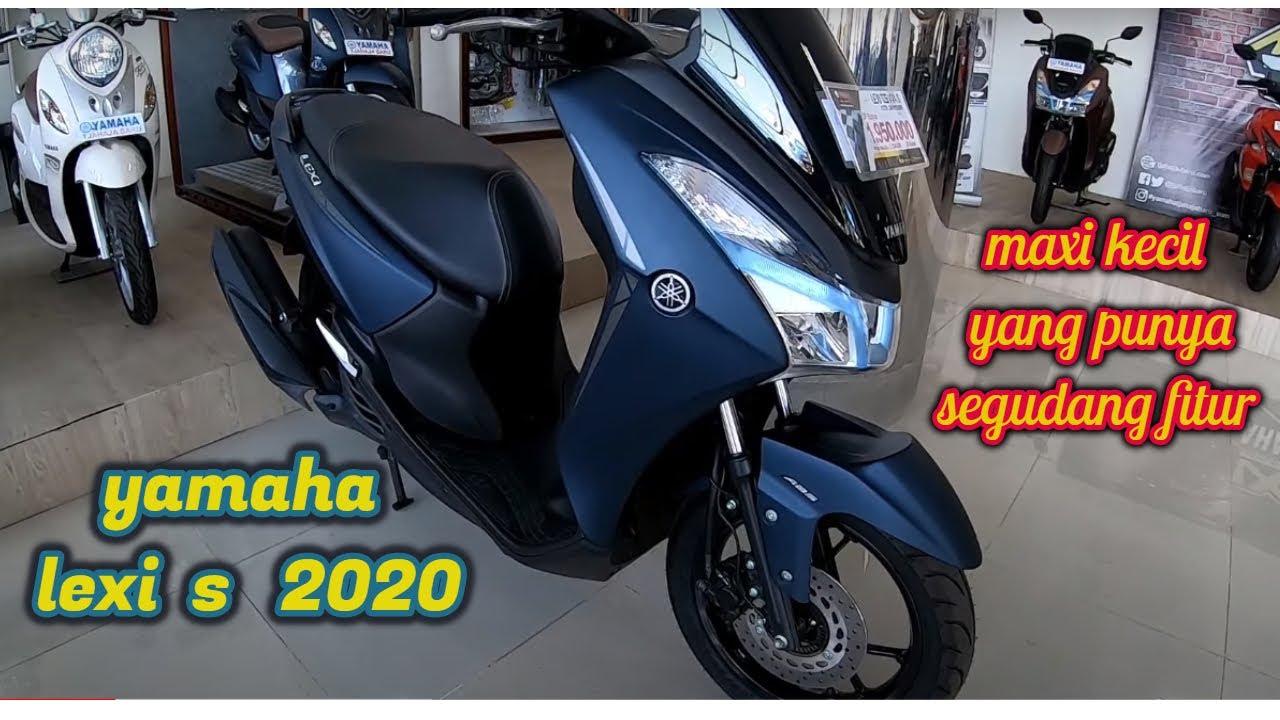 20.880.000  · yamaha lexi s  rp. yamaha lexi S 2020 type harga dan pilihan warnanya - YouTube