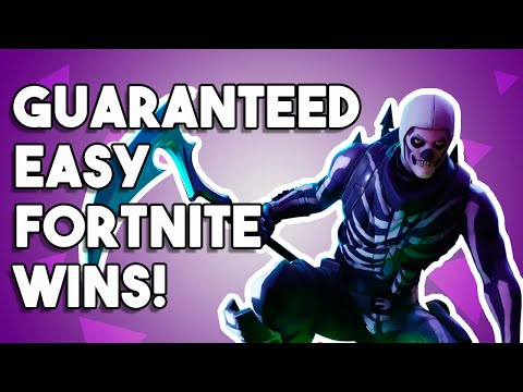 How To Win EVERY Game In Fortnite - How To Win On Fortnite Guaranteed - Get Easy Fortnite Wins