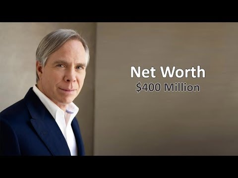 Tommy Hilfiger Net Worth, Lifestyle, House Tour Inside && Outside