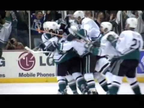 Ruslan Salei scores game-winner vs. New Jersey, 2003
