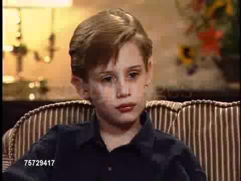 Macaulay Culkin Interview Last Action Hero Premiere 1993