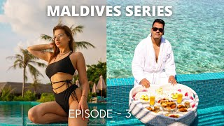 This is how luxury looks like in Maldives | Maldives Hindi Vlog |