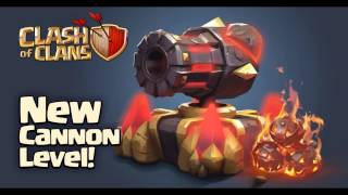 CANNONI LIVELLO 13 SNEAK PEEK #01 AGGIORNAMENTO CLASH OF CLANS