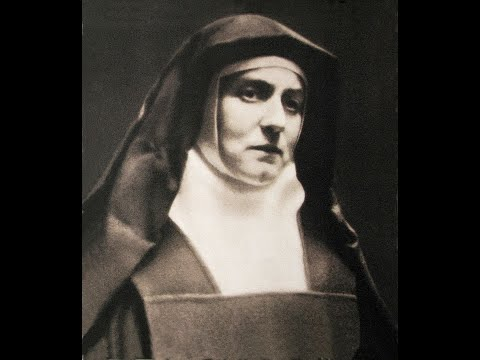 St. Teresa Benedicta of the Cross (Feast Day 9 August)