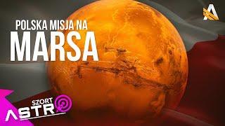 Polska misja na Marsa i wielka plama na Jowiszu - AstroSzort