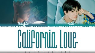 Download DONGHAE - 'California Love' [Feat JENO of NCT] Lyrics [Color Coded_Han_Rom_Eng]