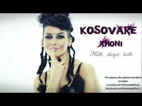 Kosovare Xhoni - Kalle Shoqni Kalle ( Popullore 2012 )