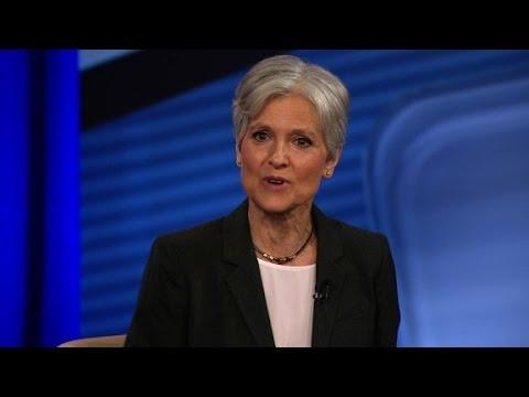 Jill Stein explains why she should be president