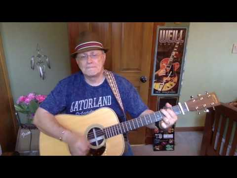2095  - Still Doing Time -  George Jones vocal & acoustic guitar cover & chords