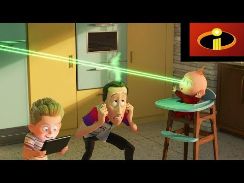 """The Incredibles 3  """" Jack Jack New Power  """"  Remake Trailer  # 1"""