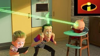 "The Incredibles 3  "" Jack Jack New Power  ""  Remake Trailer  # 1"