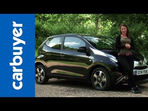 Toyota Aygo hatchback 2014 review - Carbuyer