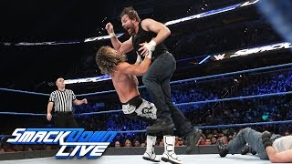 Fatal 4-Way Elimination WWE Championship No. 1 Contender Match: SmackDown LIVE, Dec. 13, 2016