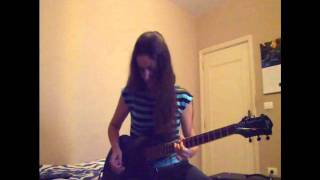 Gary Moore&Cozy Powell-Dartmoore (guitar cover).wmv