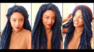 Marley twist in under 10 minutes! (lace wig) |elevatestyle
