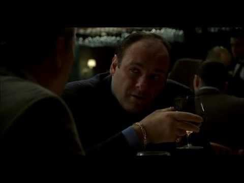 The Sopranos - Tony, Zellman And Johnny Sack Talk Esplanade