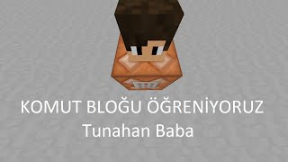 Minecraft:Komut Bloğuyla Skin Kafası Alma