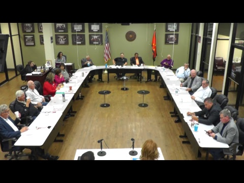 Health Committee Meeting - 5/15/2017