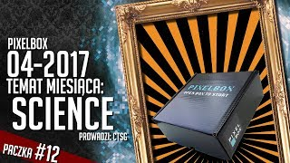 Pixel-Box - #12 - SCIENCE (kwiecień 2017)