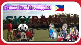 Sky Ranch Tagaytay Philippines- Dally Andrada