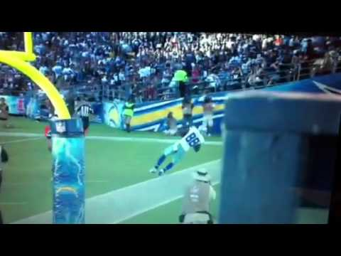 Dez Bryant One Handed Catch Vs Chargers