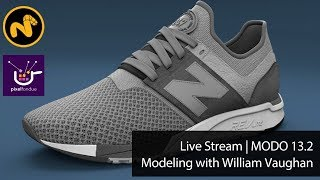 MODO 13.2 Modelling discussion with William Vaughan.mp3