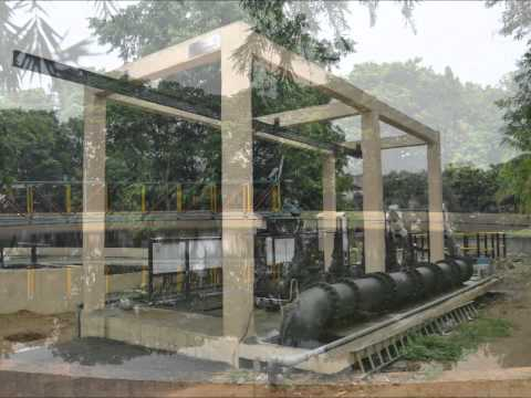 Hyderabad Metropolitan Sewage Treatment Plants