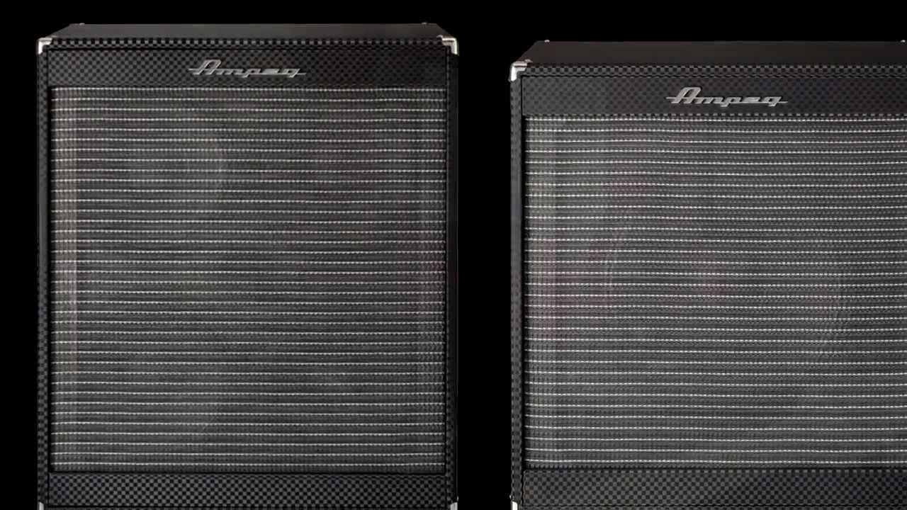 Ampeg Portaflex Series Extension Cabinets | PF-410HLF & PF-115LF ...