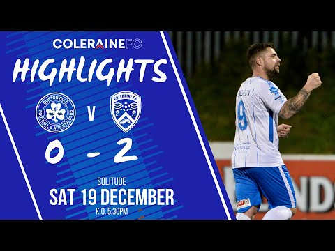 Cliftonville Coleraine Goals And Highlights