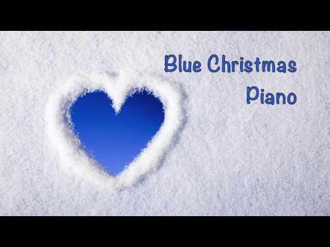 Blue Christmas - Piano Arrangement