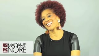Terry McMillan Talks Love Lessons She Has Learned | MadameNoire