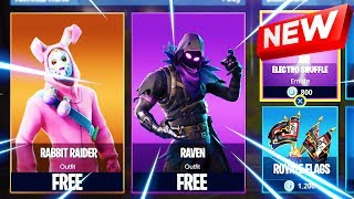 How to Unlock SECRET FREE NEW SKINS in Fortnite! New Fortnite SKINS UPDATE - Fortnite Battle Royale