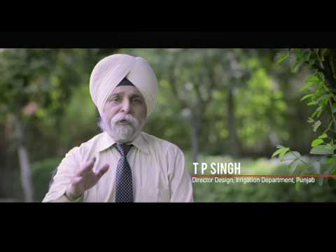 Canal Top Solar Power in Punjab 12th