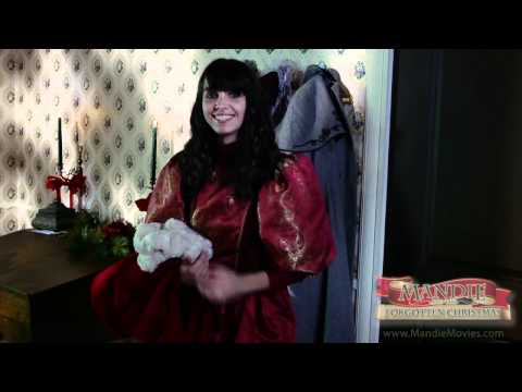 Mandie and the Forgotten Christmas Behind the s 2: Bloopers