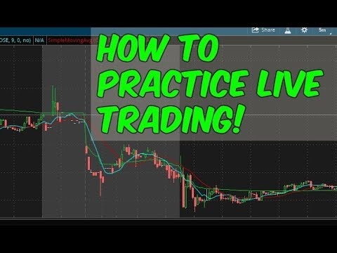 How To Practice Trading Stocks I Day