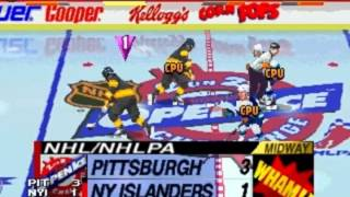NHL Open Ice - 2 on 2 Challenge: Pittsburgh Penguins(me) vs New York Islanders