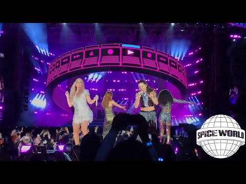 Spice Girls - We Are Family & Never Give Up On The Good Times 2019