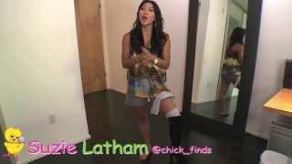 Chick Finds - American Apparel Thigh-High Socks - Suzie Latham